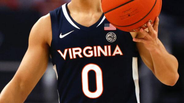 Virginia Basketball player